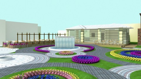 Sultanahmet Meydanı Yeni Bir Çehreye Kavuşuyor