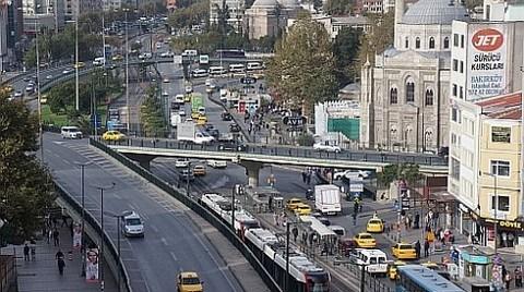 Taksim Meydan Düzenlemesi Aksaray'ı Tedirgin Etti