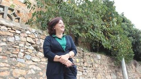 Yol Çökünce Tarihi Av Köşkü'nün Duvarı Ortaya Çıktı