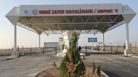 İlk Bölgesel Havalimanı Açıldı
