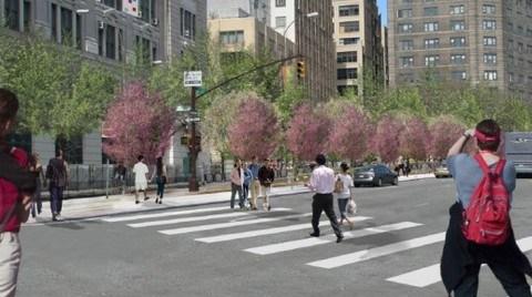 Hudson Meydanı Master Planı