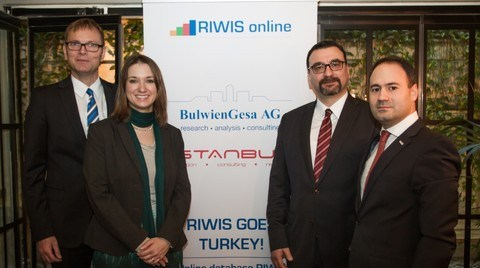Alman RIWIS, İGD ile Türkiye Gayrimenkul Piyasasının Reytingini Ölçecek