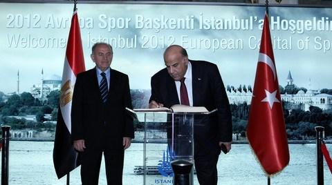 Mısır Belediyecilikte İstanbul'un Tecrübelerinden Faydalamak İstiyor