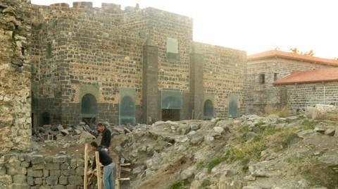 Diyarbakır'ın İlk Yerleşim Yeri Müze Kompleksine Dönüştürülüyor