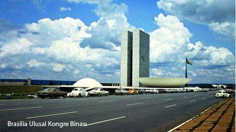 Brasilia'nın Mimarı Oscar Niemeyer, 104 Yaşında Hayatını Kaybetti
