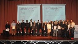 142 Projenin Başvurduğu Archiprix-TR'de Ödüller Sahiplerini Buldu