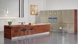 İntema Mutfak Elegance Modeliyle Mutfaklara Parlak Bir Dokunuş