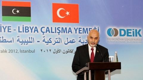 Libya Devlet Başkanı'ndan Türk İş Adamlarına 'Zarar Tazmin' Sözü