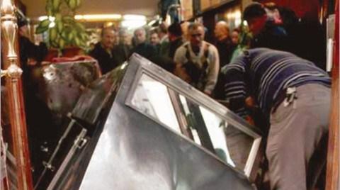 İnci 'Yıkılırken' Koruma Kurulu Üyesi de 'Oradaydı'