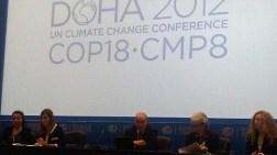 TÜSİAD, İklim Değişikliği Konferansı'nda Özel Sektörün Görüşlerini Aktardı