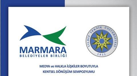 Beşiktaş'ta Kentsel Dönüşüm Buluşması