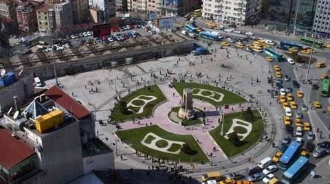 İstanbul PMOGENÇ Taksim'e Sahip Çıkıyor