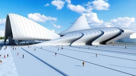 HAMP Haydar Aliyev Kültür Merkezi
