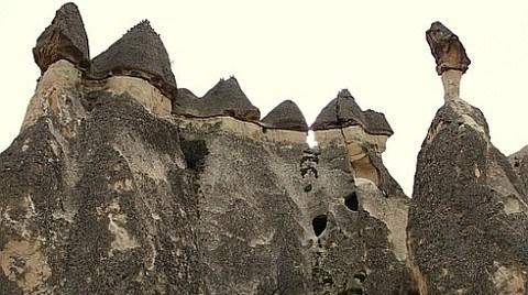 Kapadokya'yı Korumak için 'Dikkat, Kaya Düşebilir' Tabelalarından daha fazlası Gerek
