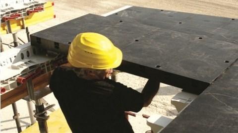 Tekrar Kullanılabilir Modüler Plastik Duvar Kalıbı: GEOPANEL