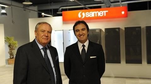 SAMET Milano-Bergamo'da Yeni Bir Showroom Açtı