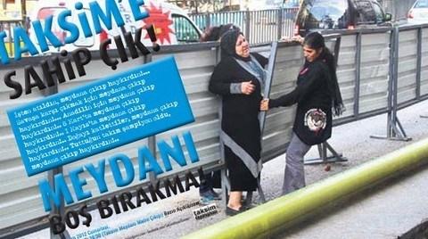 Taksim: Kimliksiz ve İnsansız, Betondan Bir Meydan Projesi