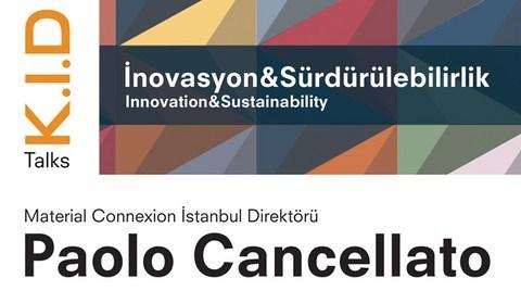 MCI Direktörü Cancellato, Kale'de İnovasyon ve Sürdürülebilirliği Anlatacak