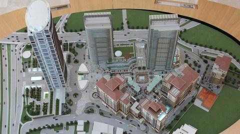 Emaar Türkiye'den Çamlıca'ya 2,3 Milyar Dolarlık 'Square'