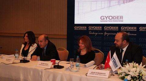GYODER'in 2012 Yılı Genel Değerlendirmesi ve 2013 Yılı Öngörüleri