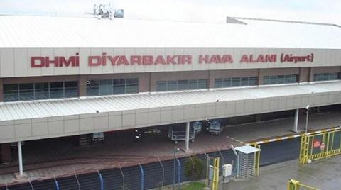Diyarbakır Havalimanı Terminal Binası Yapım İşi İhalesi Ertelendi