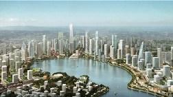 'Meixi Lake' için Net, Sürdürülebilir ve Kullanıcı Dostu Bir Kent Tasarımı
