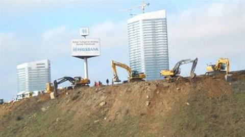 Uluslararası Finans Merkezi için İlk Kazmayı Ağaoğlu Vurdu