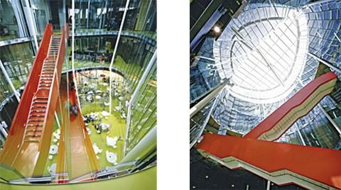 ABC Fakülte Binası Utrecht, Hollanda (EEA - Erick van Egeraat)