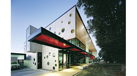Queensland Üniversitesi Tıp Okulu, Avustralya (Arkhefield)