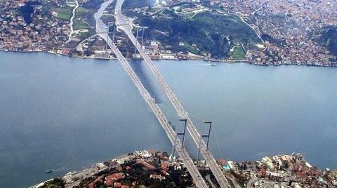 3. Boğaz Köprüsü Yapım Dönemi Müşavirlik Hizmetinde Değişiklik