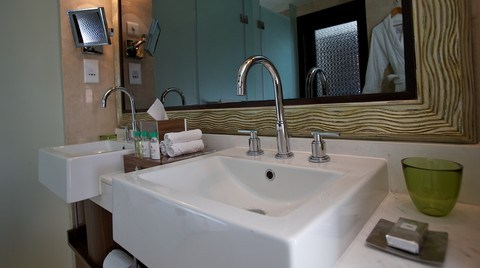 Abu Dhabi'deki Yeni Ritz-Carlton'ın Tercihi GROHE Oldu