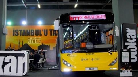 İETT'nin Otobüs İhalesi Otokar'ın