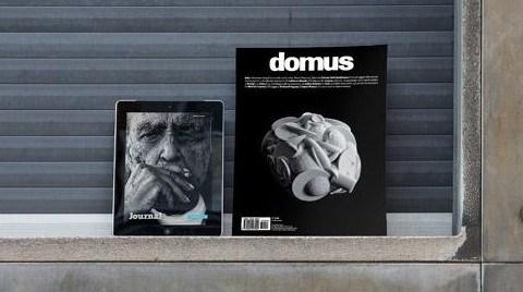 ODTÜ Endüstri Ürünleri Tasarımı ve MSGSÜ Grafik Tasarım Bölümleri Domus Rehberinde