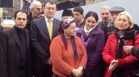 Ayvansaray'daki Kentsel Dönüşme Meclis Araştırması Teklifi