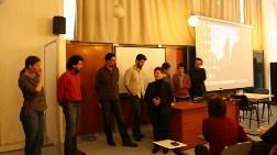 İstanbul'un Geleceği'nde Söz Akademide