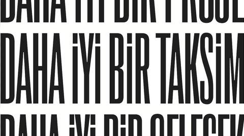 Taksim Platformu Mimarlık Yarışması İstiyor