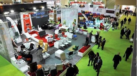 Ofis Mobilyacıları CNR Expo'da Buluşuyor