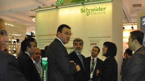 Schneider Electric 2013 UEVF'de