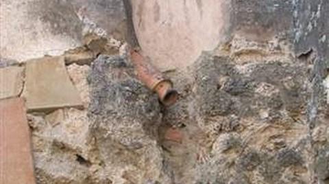 Pompei'nin Gelişmiş Kanalizasyon Sistemi