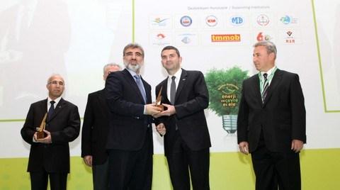 Sanayide Enerji Verimliliği (SEVAP – 13) Ödülleri Verildi