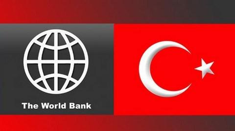 Dünya Bankası'na Göre Türkiye Ekonomisi 2013'te %4 Büyüyecek