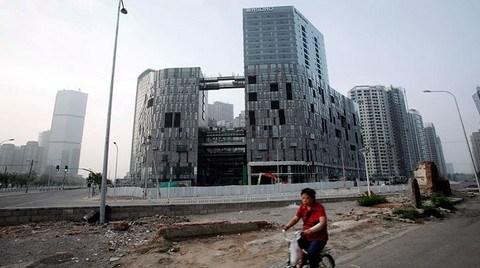 Çin'de Gayrimenkul Yatırımları %16,2 Arttı