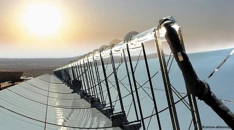 Çöl Güneşinden Üretilecek Elektriğin Anahtarı da Türkiye