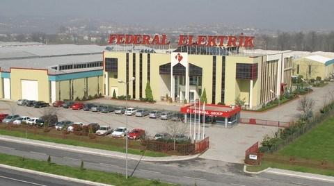 Federal Elektrik 2012'de %50 Büyüdü