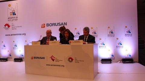 'Borusan Neşe Fabrikaları' ile Sanayide Kadın İstihdamı Artacak