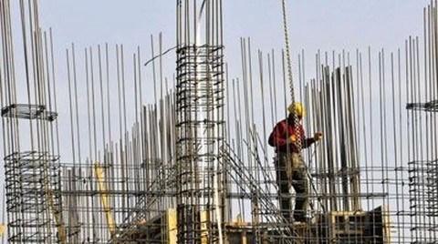 Bina İnşaatı Maliyeti 2012'nin Son Çeyreğinde Arttı