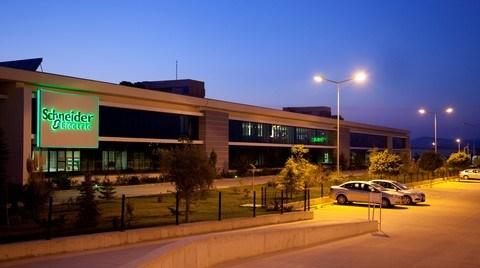 Schneider Electric'in Manisa Fabrikası'na ISO 50001 Belgesi