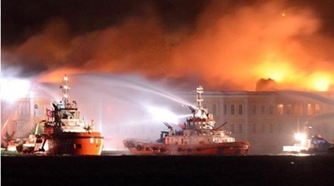 Galatasaray Yangını ve Düşündürdükleri