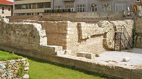 Edirne'deki Tarihi Surların Kalıntıları 'Jeoradarla' Belirlenecek