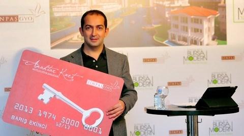 Sinpaş GYO 2013'te 1 milyar TL Satış Geliri Bekliyor